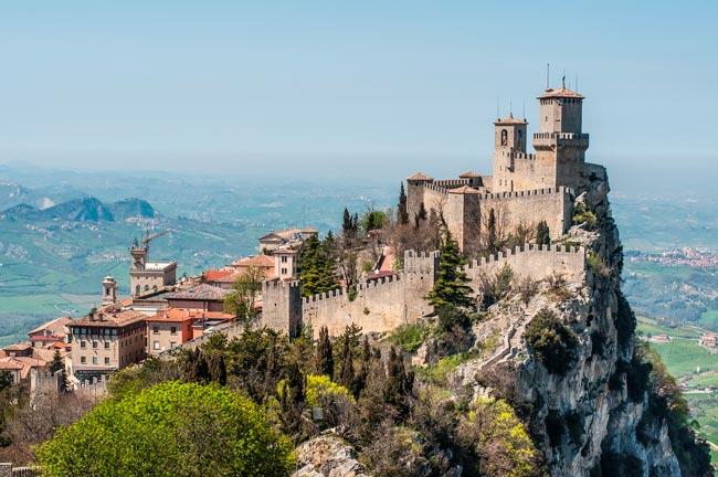país da Europa que recebe menos turistas