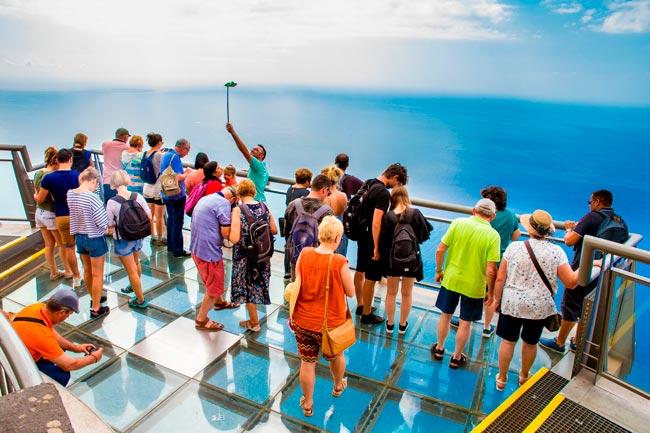 Miradouro Cabo Girão