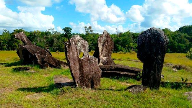 Stonehenge da Amazónia