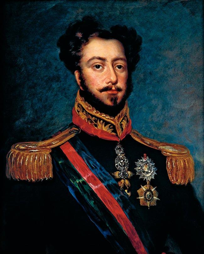 regresso de D. Pedro IV