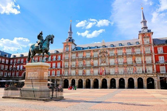 portugueses conquistaram Madrid