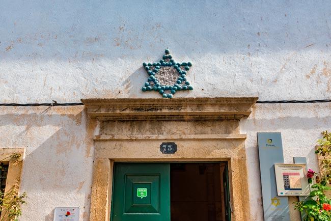 presença judaica em Portugal