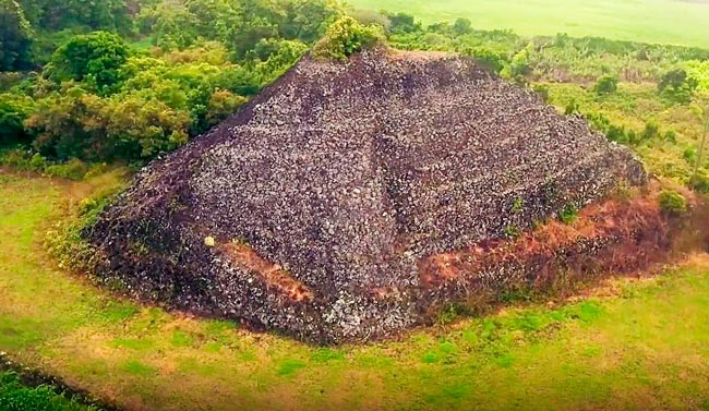 Pirâmides dos Açores