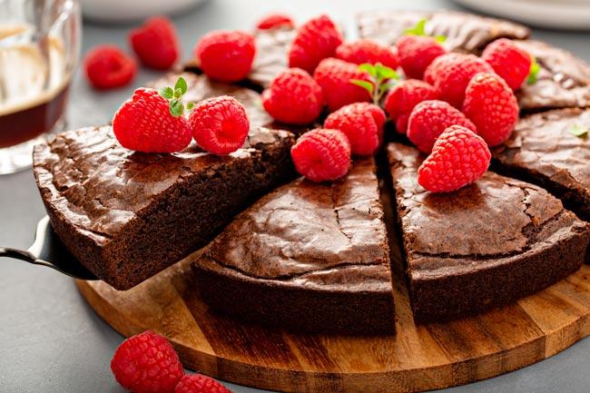 regras de ouro para o bolo de chocolate perfeito