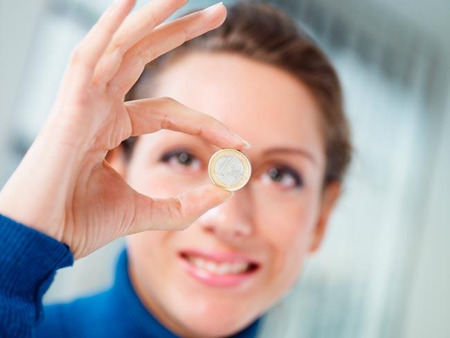 moedas de 1 euro que valem 100 euros